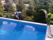 Обслуживание бассейна,  чистка бассейна - foto 0