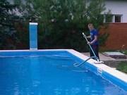 Обслуживание бассейна,  чистка бассейна - foto 3