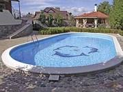 Установка готовых чаш бассейнов - foto 2