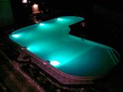 Чарующее светодиодное освещение бассейна - foto 3