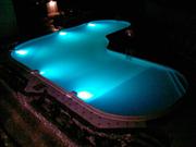 Чарующее светодиодное освещение бассейна - foto 4