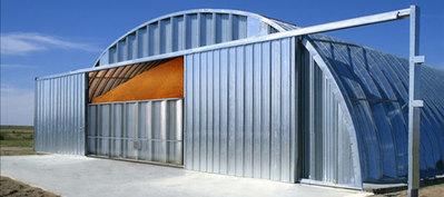 Строительство зернохранилищ - main