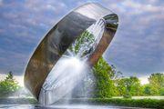 Фонтаны,  водоёмы,  бассейны в городе Днепропетровске и области - foto 15