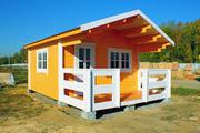 Строительство домов,  беседок,  бань,  коттеджей из сруба Днепр и область - foto 10