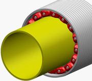 Уплотнения кольцевых зазоров DDL Ring-Seal Lu-GT 50  - foto 0