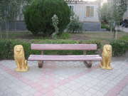 Cкульптура льва  - foto 1