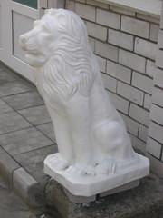 Cкульптура льва  - foto 2