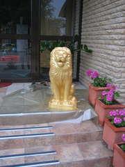 Cкульптура льва  - foto 3
