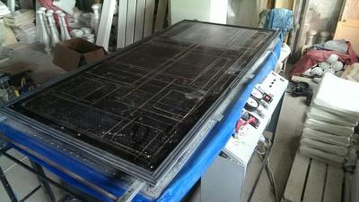 Продается станок для термовакуумной формовки - main