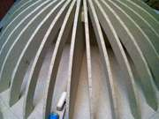 Макет купола для Тиффани. - foto 2