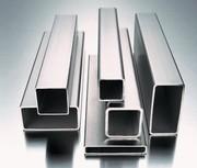Уголки,  трубы,  тавры,  швеллеры алюминиевые и из нержавеющей стали - foto 1