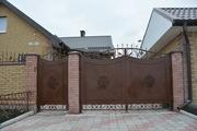 Ворота металлические - foto 0