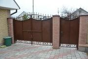 Ворота металлические - foto 1
