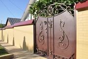 Ворота металлические - foto 4