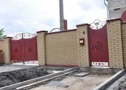 Ворота металлические - foto 5