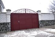 Ворота металлические - foto 8