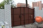 Ворота металлические - foto 12