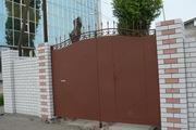 Ворота металлические - foto 13