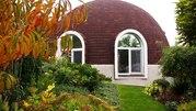 Строительство купольного дома-сферы от компании Ginko Днепр - foto 1