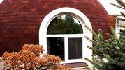 Строительство купольного дома-сферы от компании Ginko Днепр - foto 2