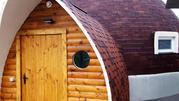 Строительство купольного дома-сферы от компании Ginko Днепр - foto 3