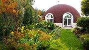Строительство купольного дома-сферы от компании Ginko Днепр - foto 4
