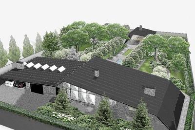 Ландшафтный дизайн и строительство в Днепре - main