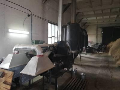 Оборудование для производства  брикетов  из сельскохозяйственных и дре - main