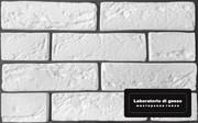 Облицовочная гипсовая плитка 185х55х10 (АР0001)