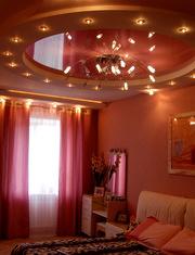 Натяжные потолки производителя  для Вас - foto 0