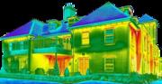 Тепловизионное обследование зданий. Энергоаудит. - foto 0