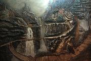 Картины-барельеф ручной работы,  рельефная роспись стен - foto 0
