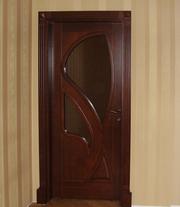 Межкомнатные деревянные двери - foto 1