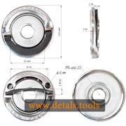Быстрозажимные гайки AEG FixTec (для болгарок Ф 115-150 мм ) - foto 4