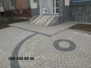 Укладка тротуарной плитки - foto 0