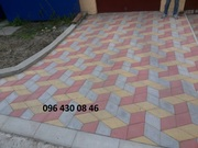 Укладка тротуарной плитки - foto 1
