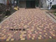 Укладка тротуарной плитки - foto 3