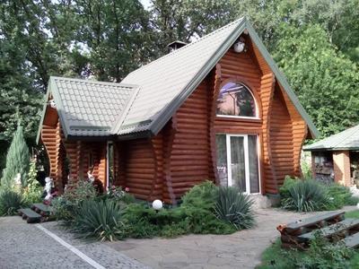 Деревянный дом,  строительство под ключ. - main